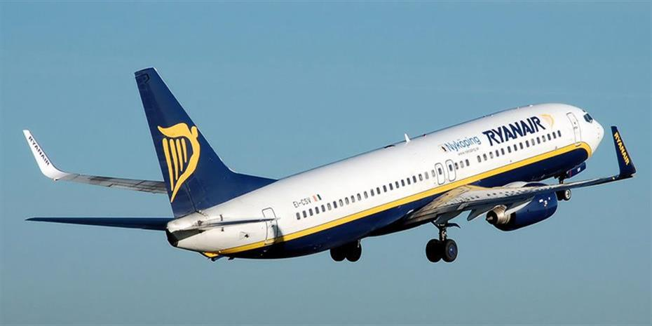 Με νέα βάση επιστρέφει στα Χανιά η Ryanair