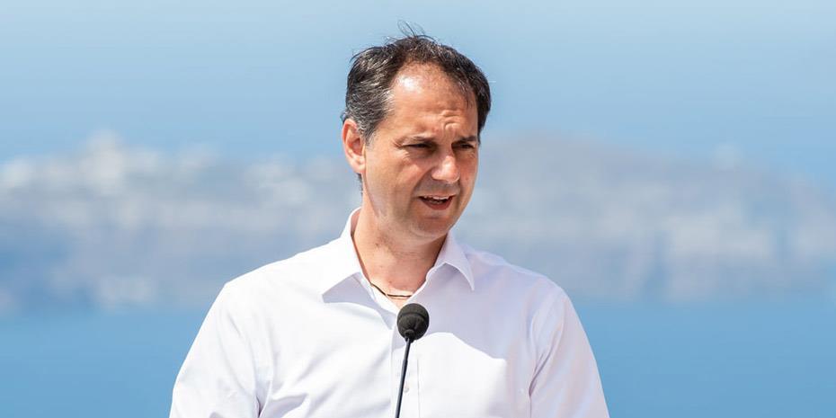 Η Ελλάδα είναι νούμερο 1 ευρωπαϊκός προορισμός για τους Αμερικάνους